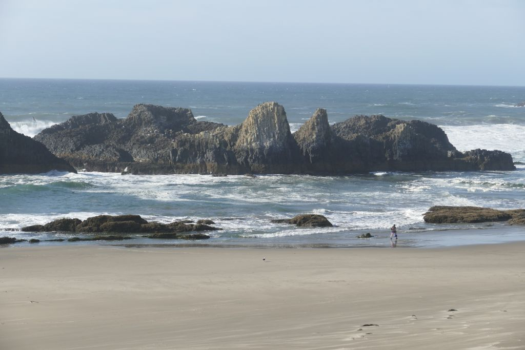 Wilde Küste Oregon 1