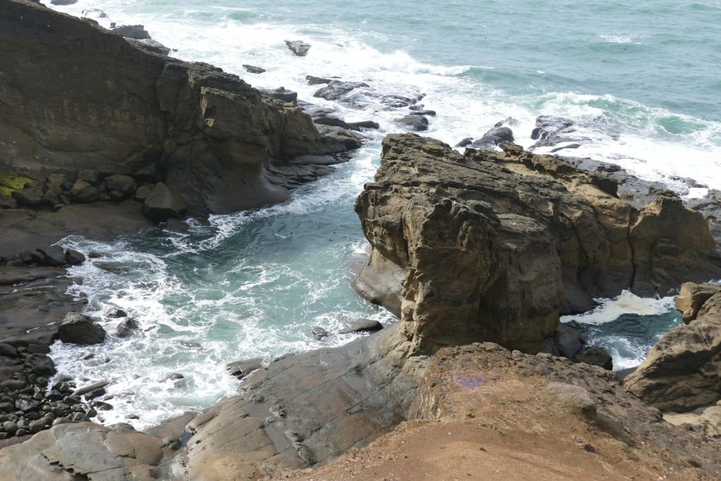 Wilde Küste Oregon 7