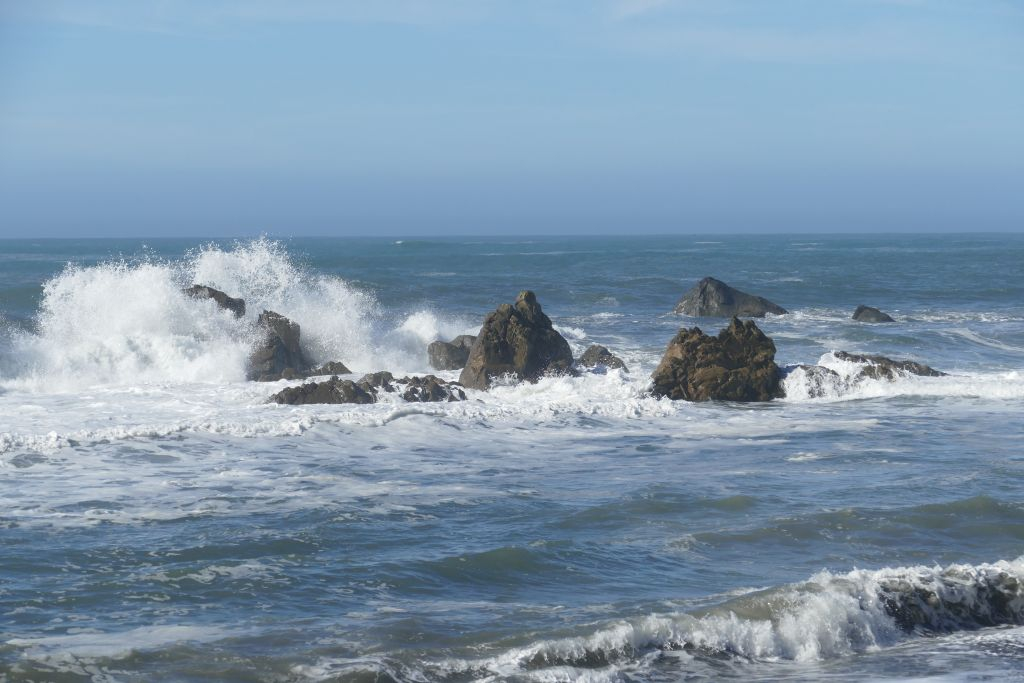 Wilde Küste Oregon 9