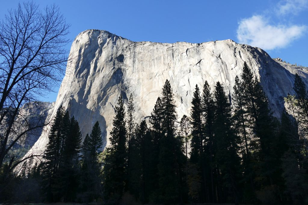 Yosemite Valley El Capitan 2