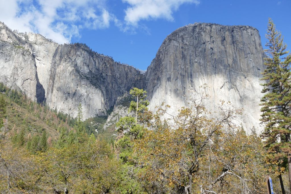 Yosemite Valley El Capitan