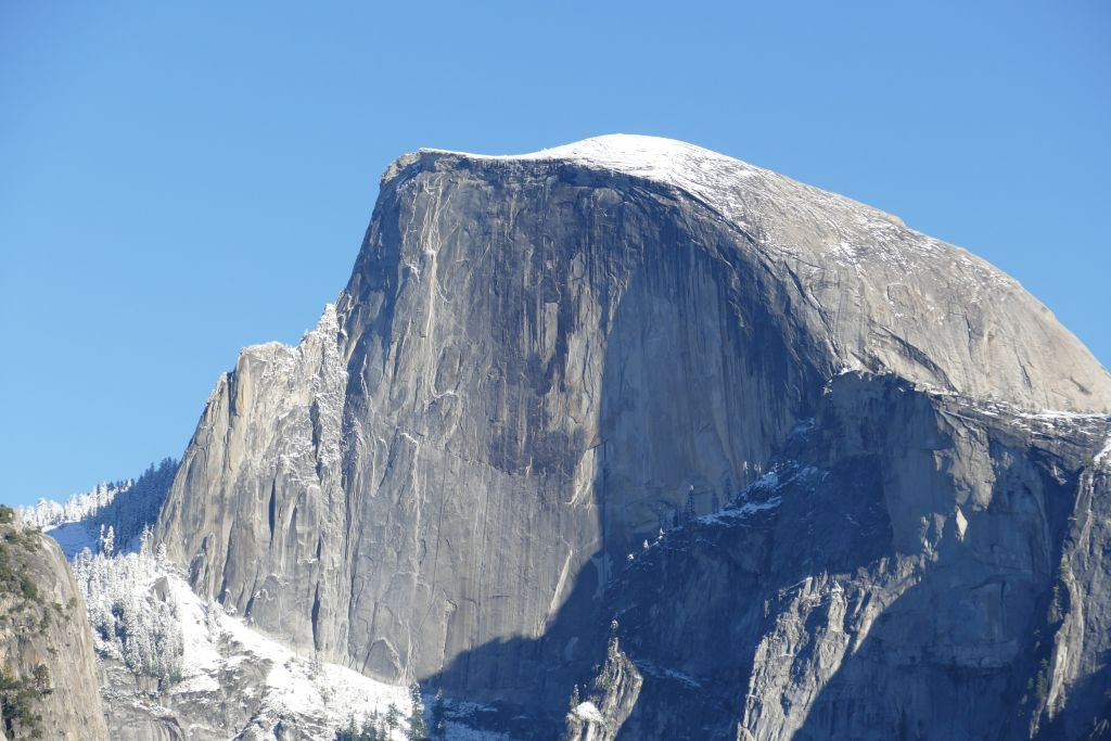 Yosemite Valley Half Dome 2