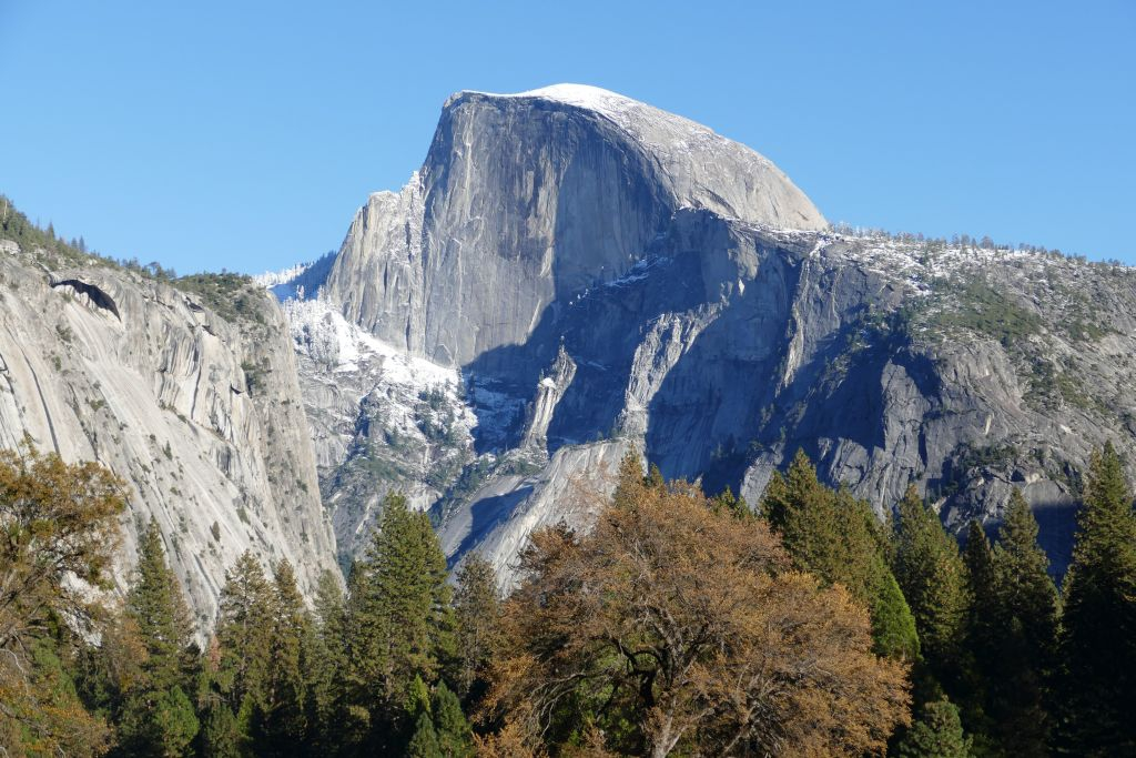 Yosemite Valley Half Dome