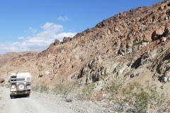 Strecke durch Wadi 2
