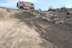 Wüstenfeeling bei Barstow 2