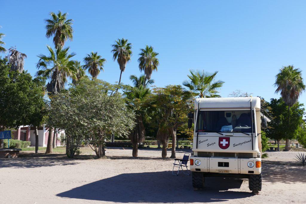 Camping Ciudad Constitución