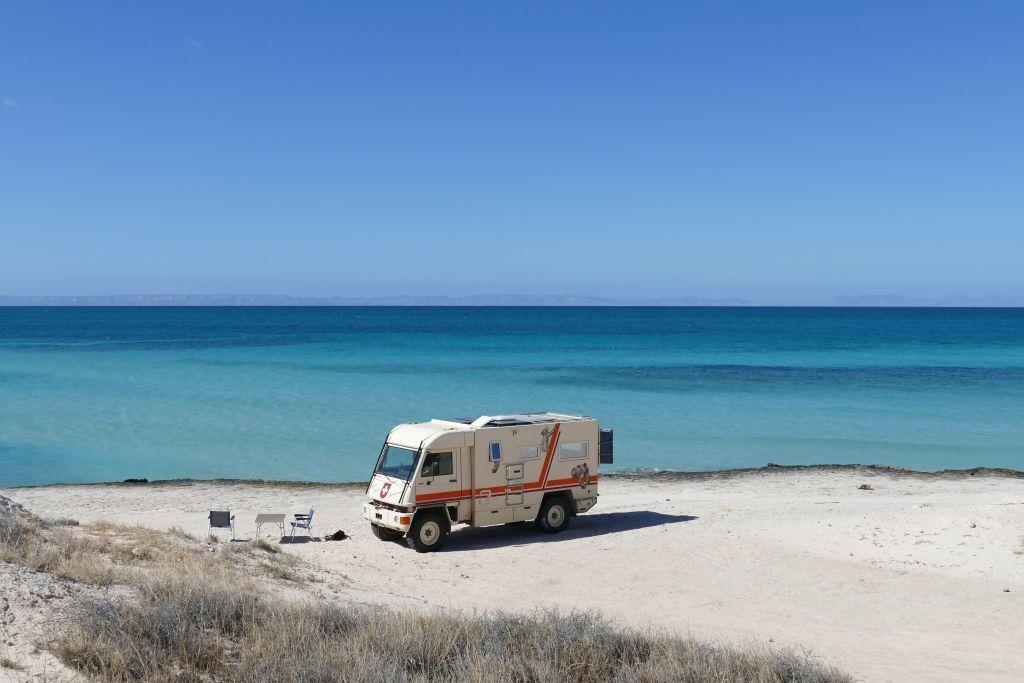 Playa El Tecolote 1