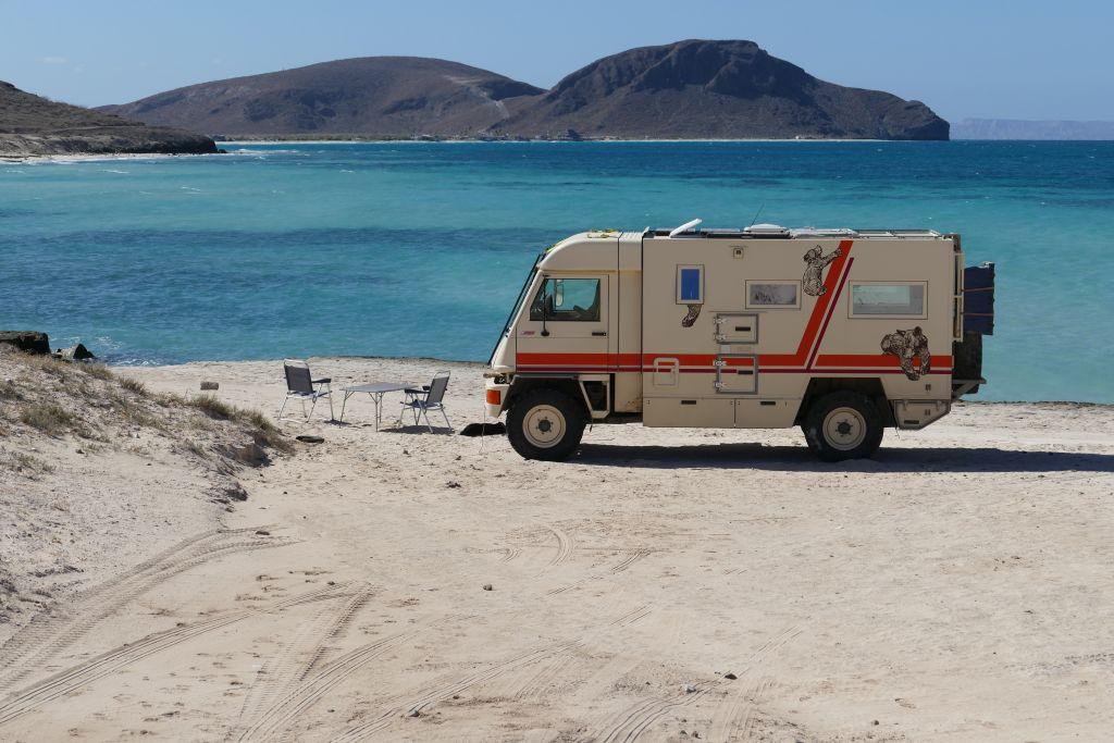 Playa El Tecolote 3