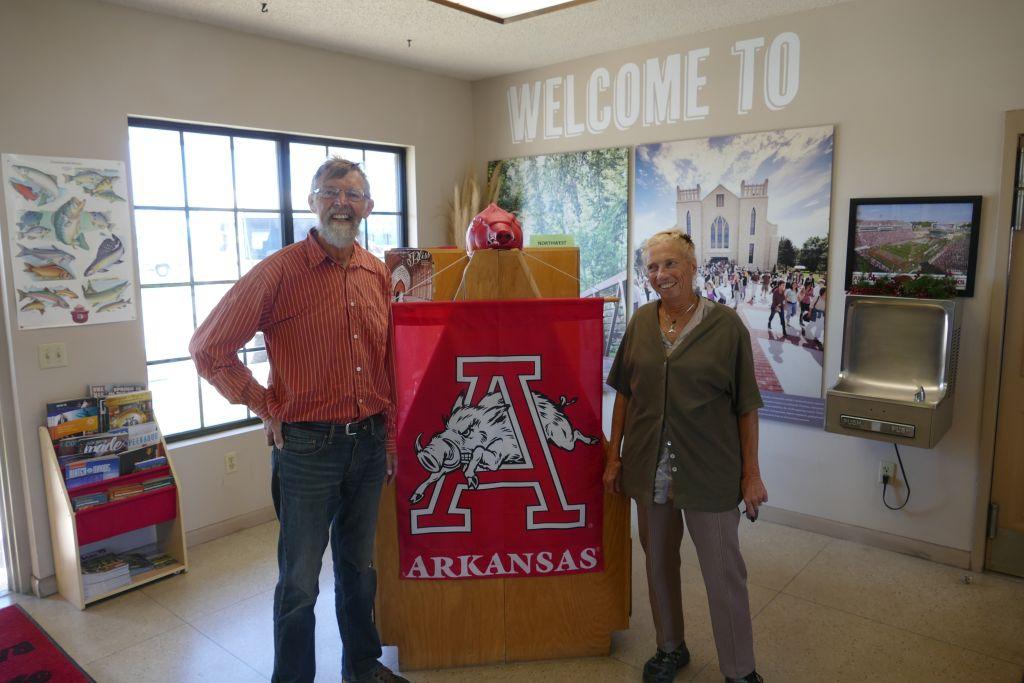Begrüssung Arkansas
