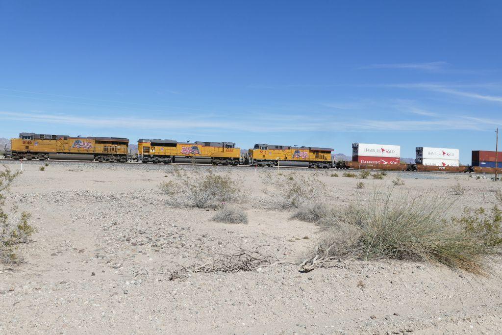 Güterzug 4