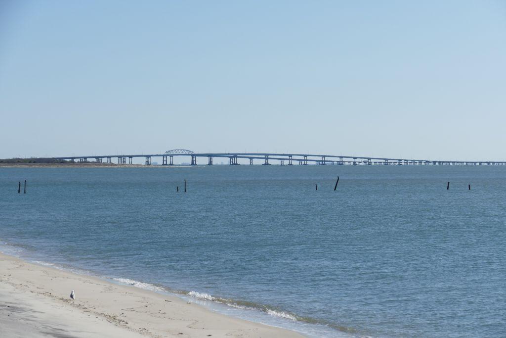 Chesapeake Bay Brücken über den Atlantik