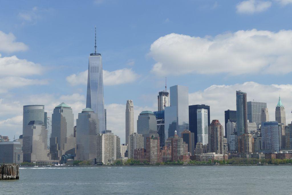 Skyline Manhattan 1