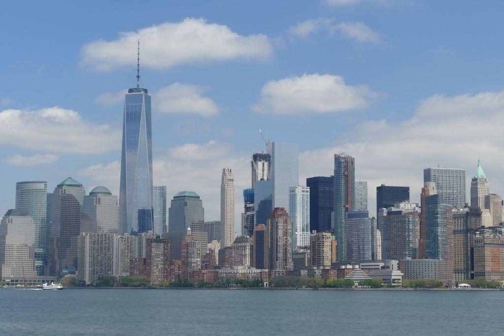 Skyline Manhattan 2