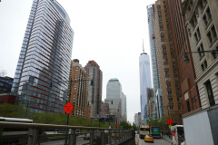 Strassenschluchten Manhattan 1