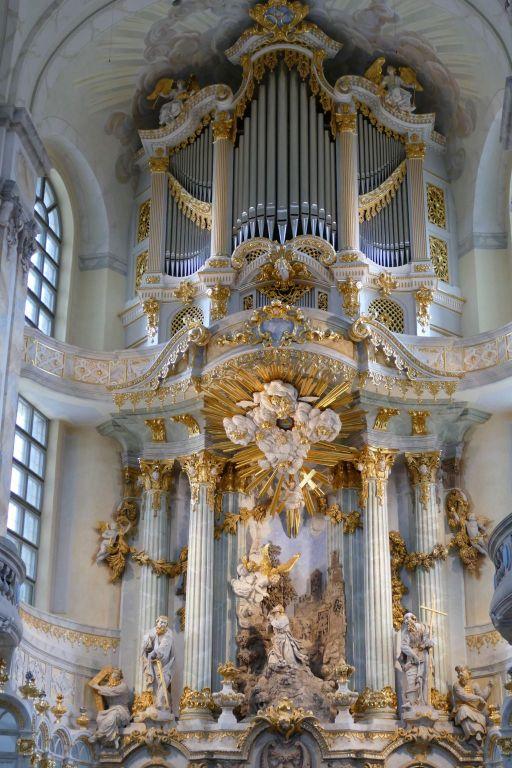 Frauenkirche Orgel