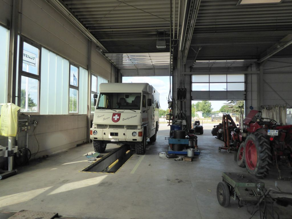 Garage Wolgast
