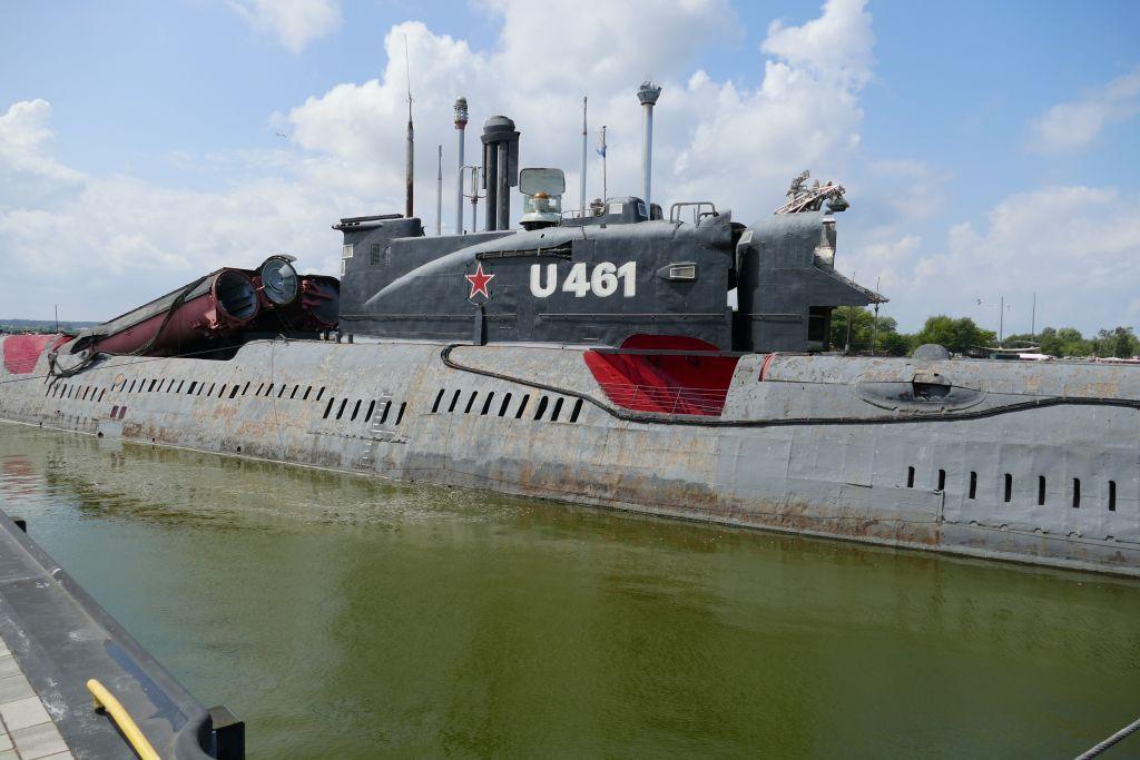 sowjetisches U-Boot