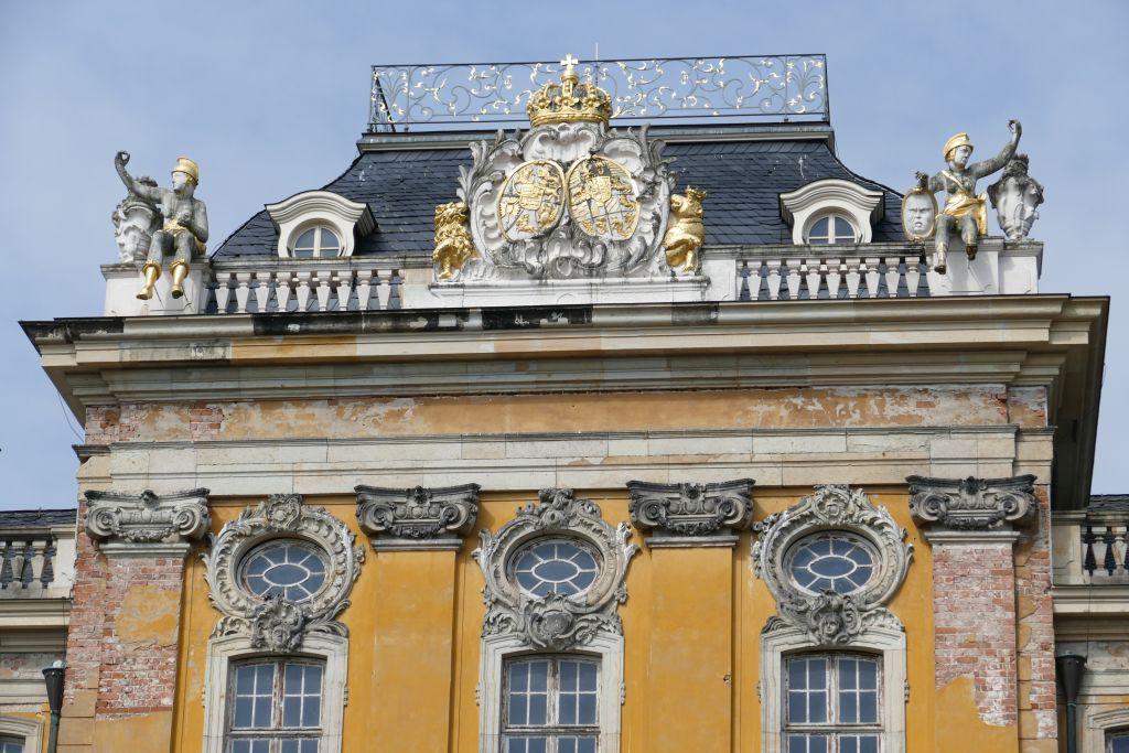 Schloss Dornburg wartet auf Renovation