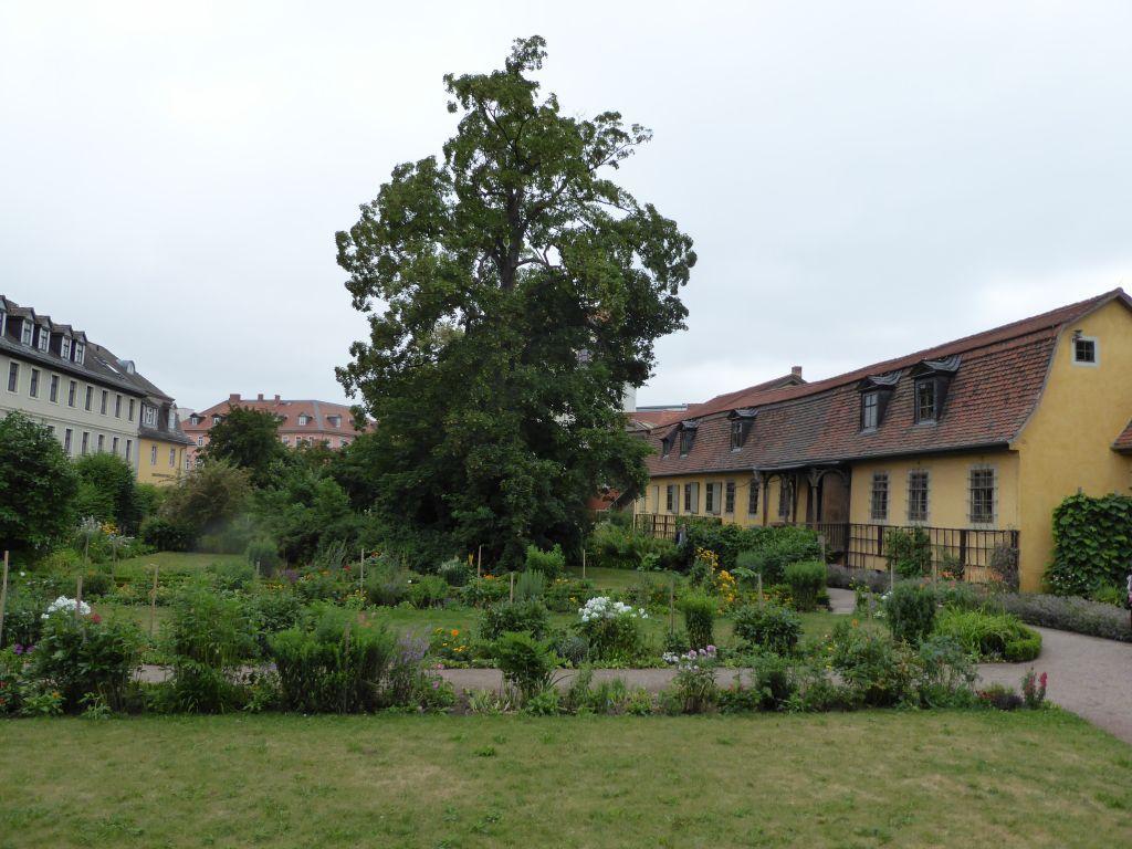 Goethehaus Gartenanlage