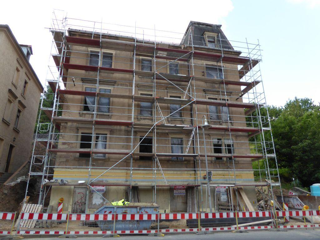 Haus im Umbau