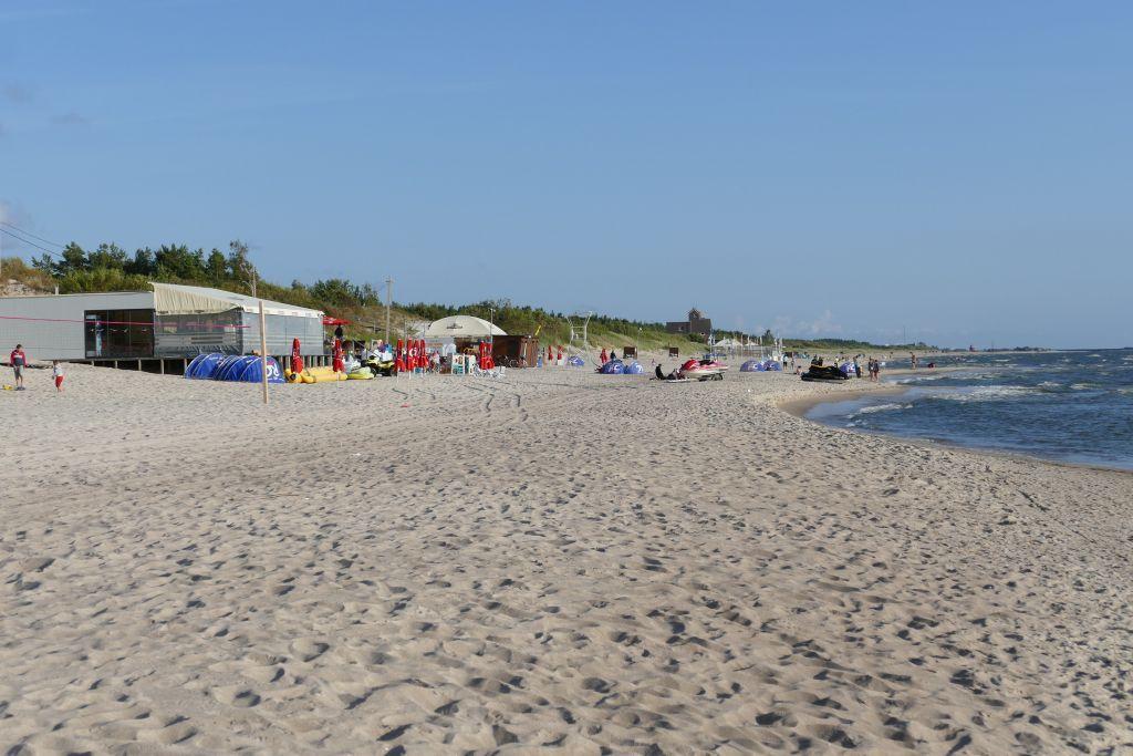 Strand Klaipeda