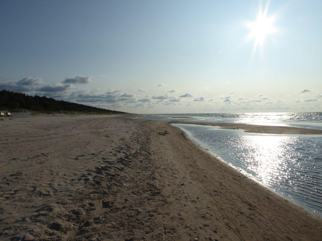 Strand Norden Lettland