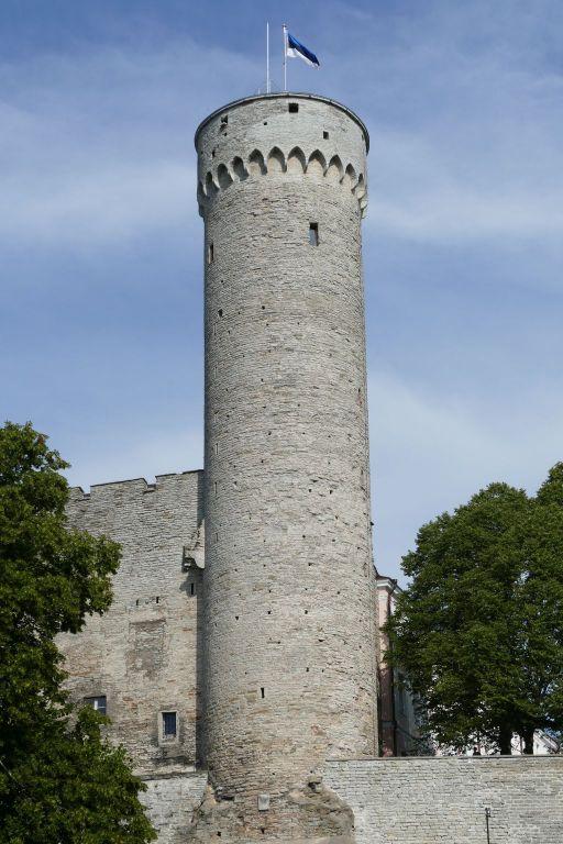 Turm Schloss Domberg