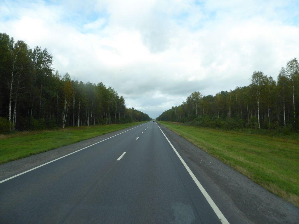 Nordwärts nach Archangelsk