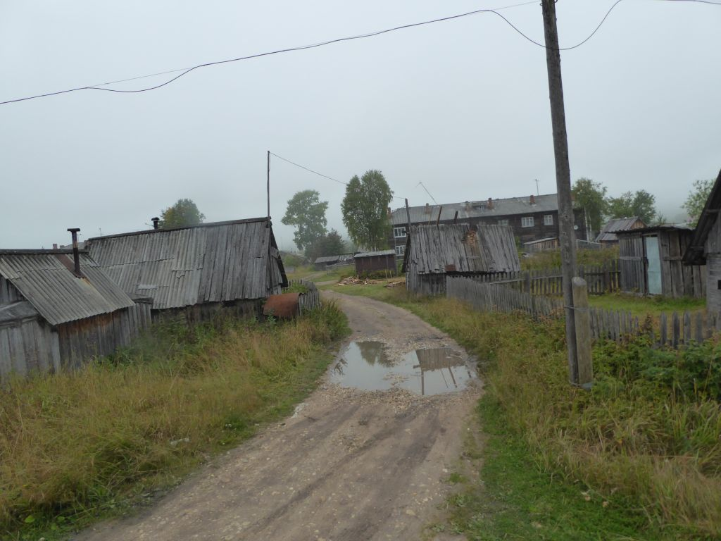 Holzhäuser in Camodied