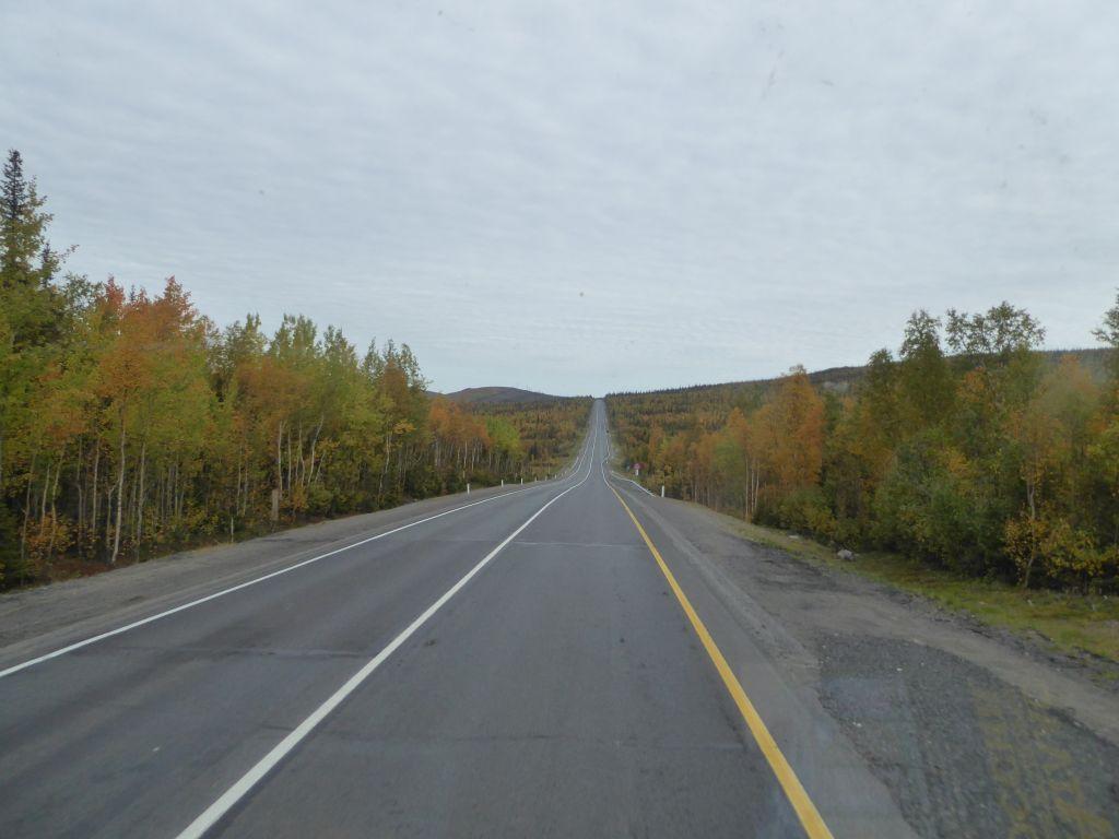 Fahrt nach Murmansk