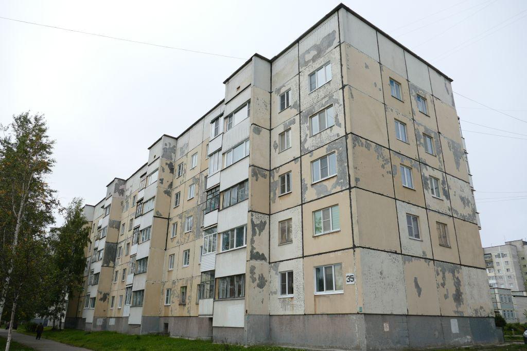 Sowjetbauten